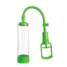 Pump King Yeşil Penis Vakum Pompası