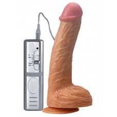 Real Extreme 22 Cm Soft Realistik Vibratör