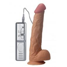 Real Extreme 24 Cm Soft Realistik Vibratör