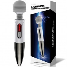 Leten Lightning Şarjlı Masaj Vibratörü