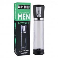 Men Usb Şarjlı Tam Otomatik Vakumlu Penis Pompası