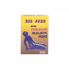 Big John Realistik Şişme Erkek