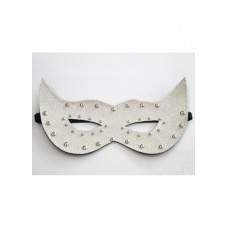 Beyaz Fantezi Maske